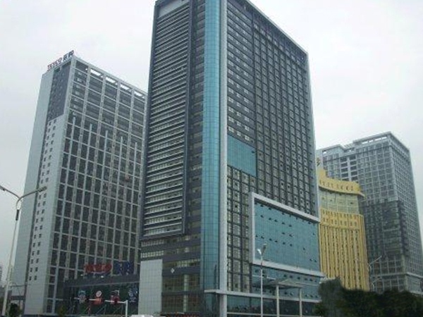 潍坊金融街