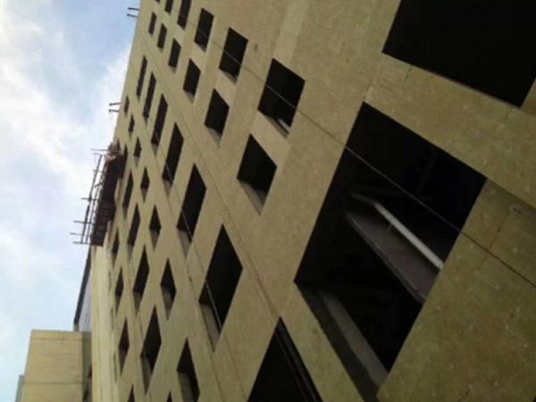 外墙专用岩棉保温板