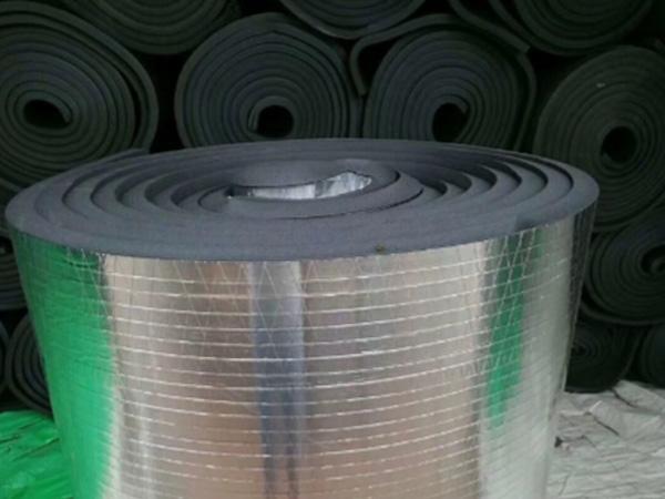 橡塑板复合铝箔